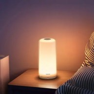 Xiaomi PHILIPS Zhirui 9290019202 Smart Bedside Lamp 100 - 240V