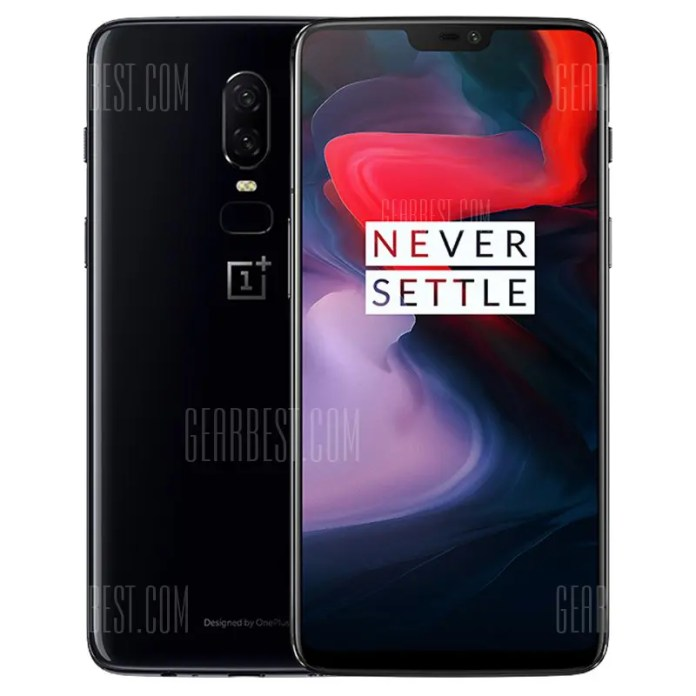 OnePlus 6 4G Phablet Global Edition