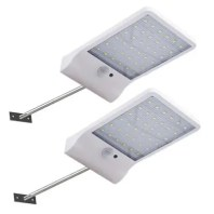 VCT - SLB057 36-LED Light Control / Body Sensor Solar Lamp