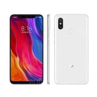 "Résultat de recherche d'images pour ""Xiaomi Mi 8 4G Phablet English and Chinese Version - WHITE gearbest"""