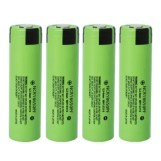 NCR18650PF Rechargeable Lithium-ion Battery 4PCS
