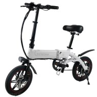 Samebike YINYU14 Smart Folding Bike Electric Moped Bicycle