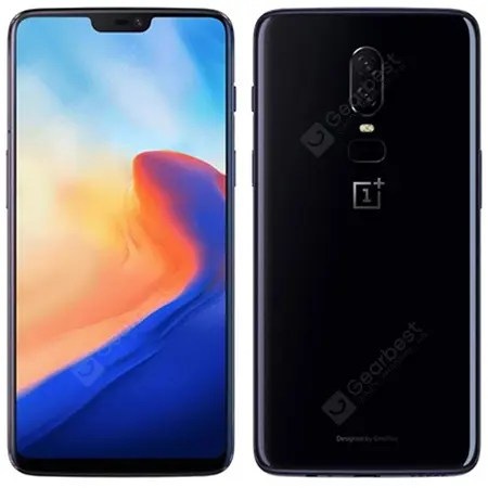 OnePlus 6 4G Phablet Global Release