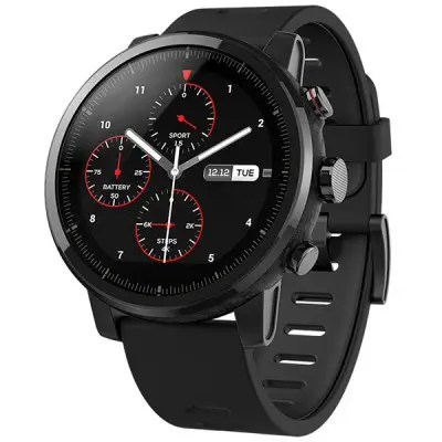 Xiaomi Amazfit Stratos / Pace 2 Smartwatch Global BLACK