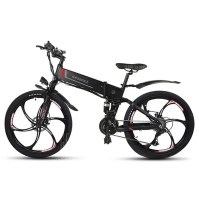 Samebike LO26 Moped Electric Bike Smart Folding Bike