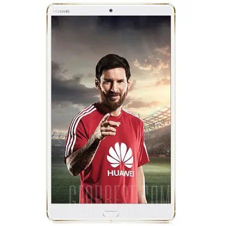 HUAWEI MediaPad M5 ( SHT - W09 ) Tablet PC 10.8 inch 128GB ROM