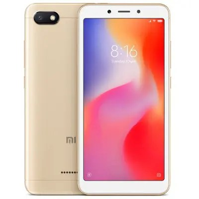 gearbest Xiaomi Redmi Note 6 Pro Snapdragon 636 SDM636 8コア GOLD(ゴールド)