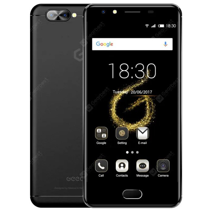 GEECOO G4 4G Phablet