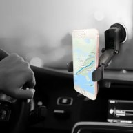 Gocomma Rotary Car Mount Universal Phone Holder