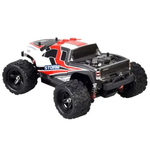 HS18301 1/18 4WD RC Car Monster Truck 2.4G Control