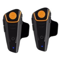 AutoLover BT - S2 1000m Bluetooth Helmet Headsets Motorcycle Intercoms 2pcs