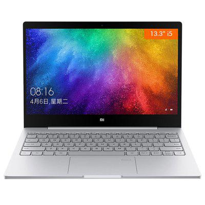 Gearbest Xiaomi Mi Notebook Air 13.3 Laptop Fingerprint Recognition Integrated Graphics - SILVER Intel i5-8250U Windows 10 Home Chinese Version