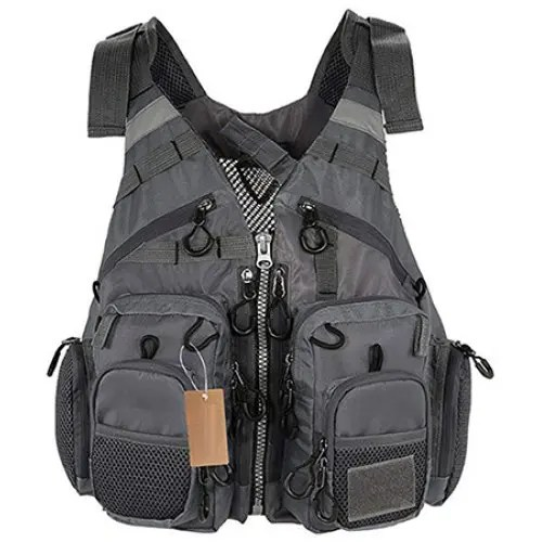Outdoor Multifunctional Bag Multi-pocket Adventure Vest