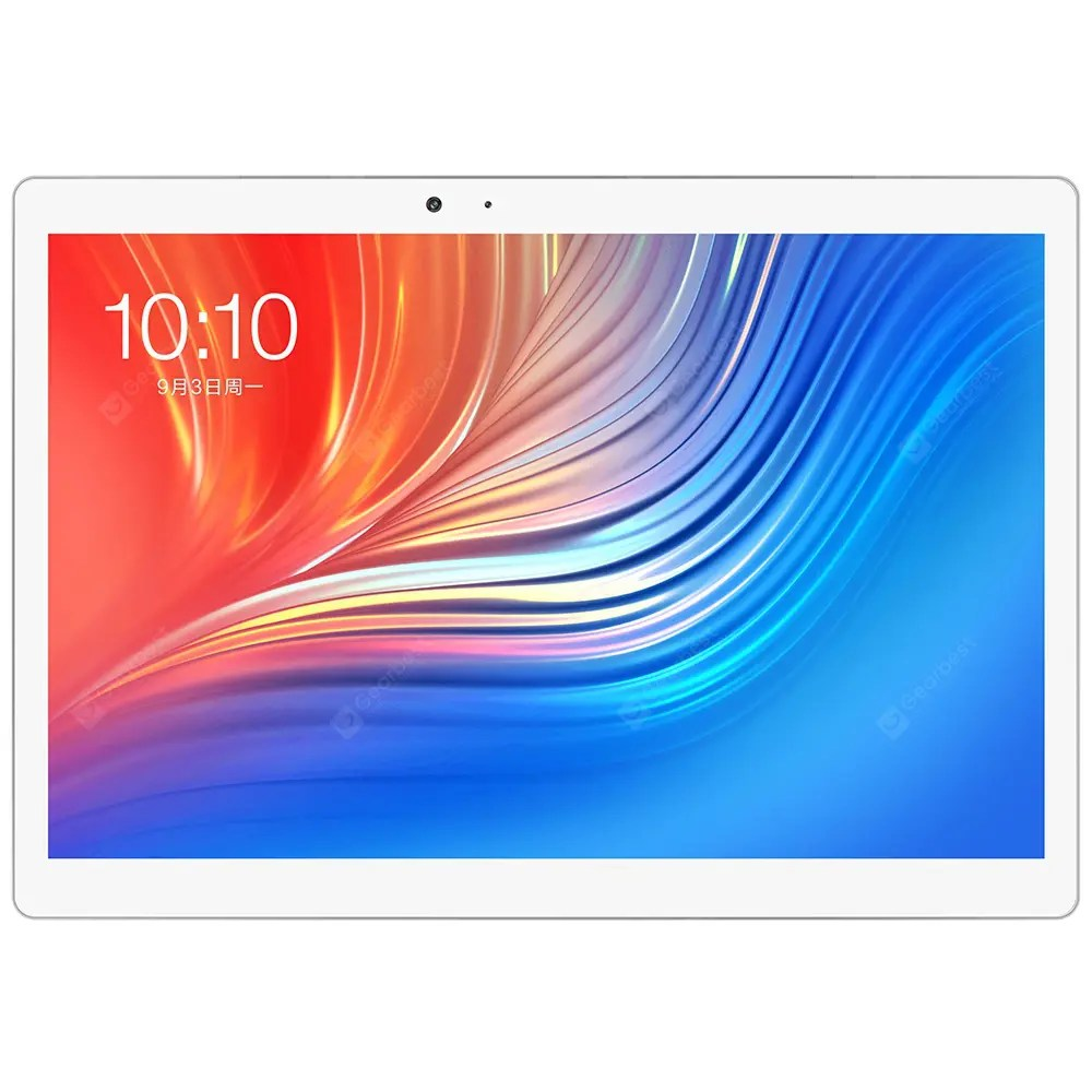 Teclast T20 4G Phablet Fingerprint Recognition     26Feb