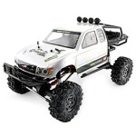 Remo Hobby 1093 - ST RC Car 1/10 2.4G 4WD Brushed Off-road Crawler Truck RTR Toy