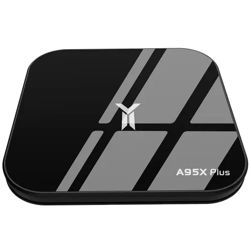 A95X PLUS TV Box 4GB DDR4 + 32GB ROM