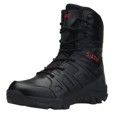 VANCAT Men High-top Boots Fashion Warm Comfortable Durable