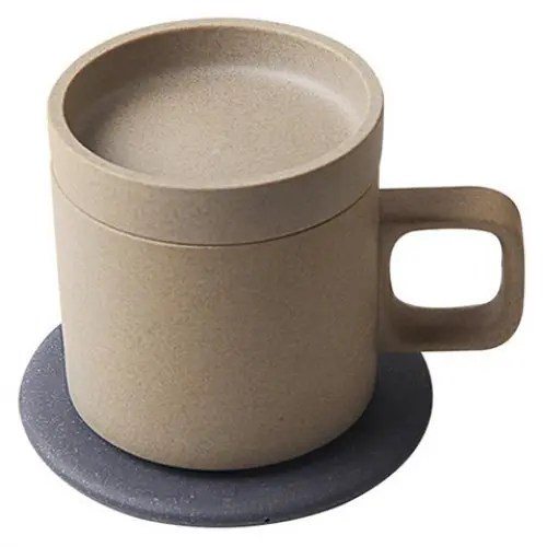 Wireless Charging Mug Electric Ceramic Cup for Home from Xiaomi Youpin