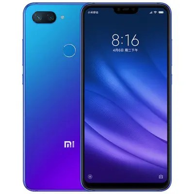 Xiaomi mi8 lite 4GB/64GB Global