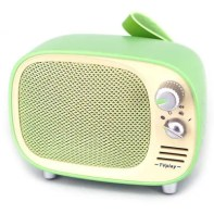 TV1 Bluetooth Speakers Portable with FM Radio