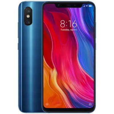 Gearbest Xiaomi Mi 8 4G Phablet Global Version