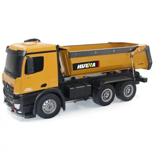 HUINA TOYS 1573 1/14 2.4G 10 Channel Remote Dump Truck Toy