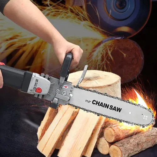 Multi-function Portable Logging Chain Saw