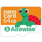 Alfawise 64GB UHS-1 High Speed Micro SD Card