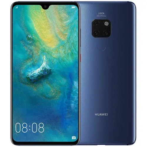 HUAWEI Mate 20 4G Phablet 6.53 inch 4000mAh Built-in Battery