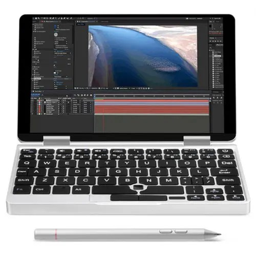 Gearbest One Mix2 with pen
