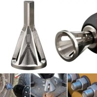 External Deburring Chamfering Grinding Tool