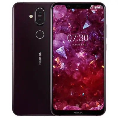 Nokia X7 4G Phablet 4GB - ROSY FINCH