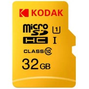 Kodak High Speed U1 TF / Micro SD Memory Card 16GB / 32GB / 64GB / 128GB