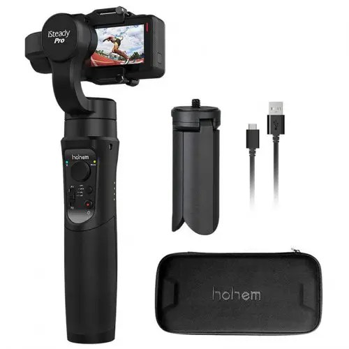 Hohem iSteady Pro 3-axis Handheld Gimbal Stabilizer 12h Run Time