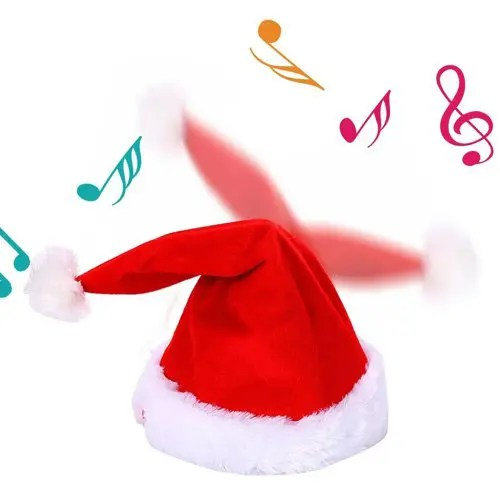 Novelty Creative Dance Music Christmas Hat Kids Gift from Xiaomi youpin