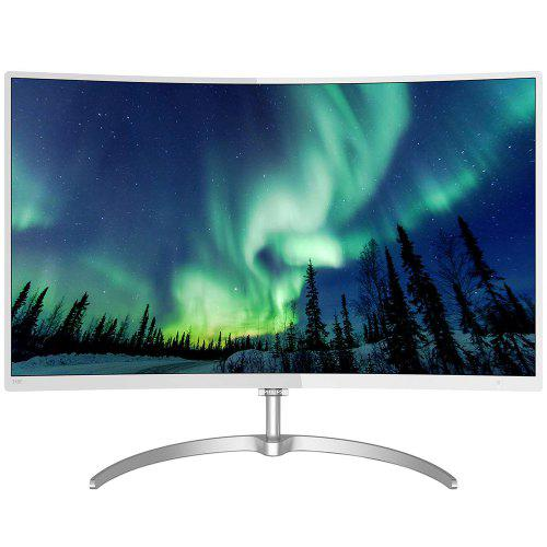 PHILIPS 248E8QSW9 23.6 inch Curved Slim Body Monitor