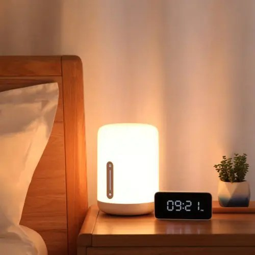 MIJIA MJCTD02YL Simple Shape LED Bedside Lamp For Apple Homekit Siri