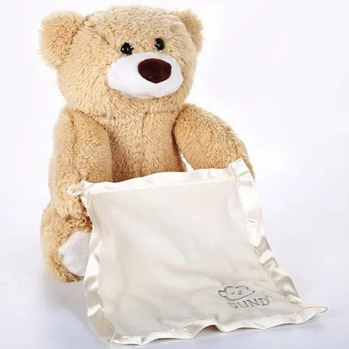 Electric Plush Bear Toy Gift for Kids