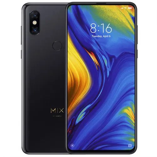 Smartphone 4G Xiaomi Mi Mix 3 Version Globale