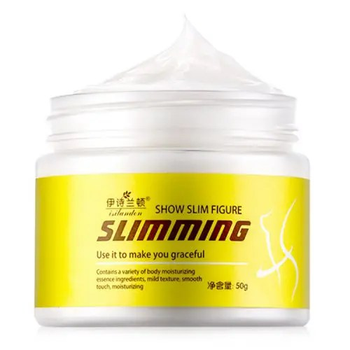 ISILANDON Slimming Cream Lifting Firming Fat Muscle Body Shaping Product 50g