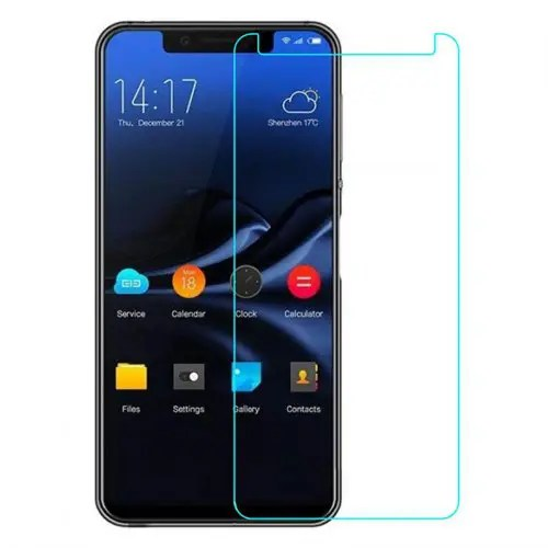 Naxtop 2.5D Tempered Glass Film for Elephone A4 2pcs