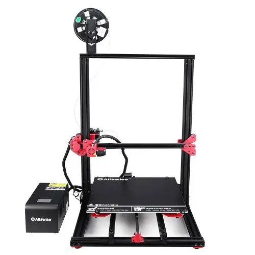 Alfawise U20 Plus 2.8 inch Touch Screen Large Scale DIY 3D Printer