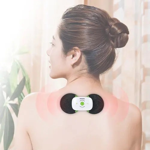 Alfawise JCE 208 Mini Full Body Relax Massage Electric Massager