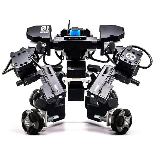 GJS GANKER Programmable Smart Fighting Competitive Robot