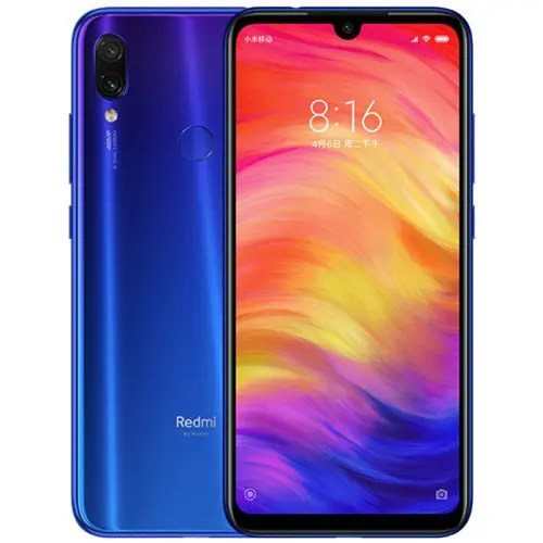 Xiaomi Redmi Note 7 4GB RAM 4G Phablet International Version