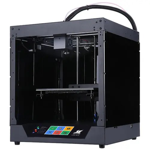 Flying Bear Ghost 3D Printer Full Metal Frame High Precision Glass Platform