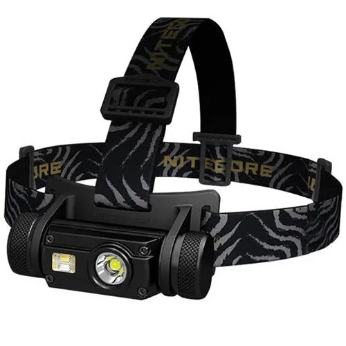 Nitecore HC65 Portable 1000lm LED Headlamp with 18650 Battery