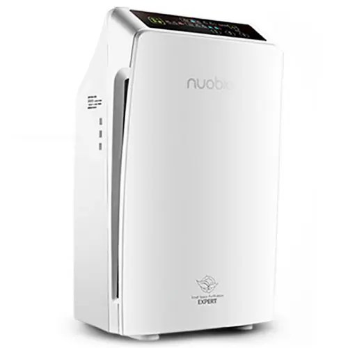 Nobico J001 Remote Control HEPA PM2.5 Air Purifier 5 Heavy Filter