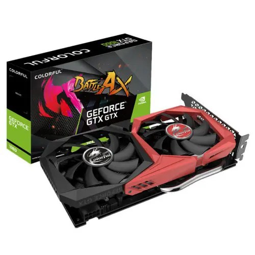 Colorful GeForce GTX 1660 6G Nvidia Graphics Card