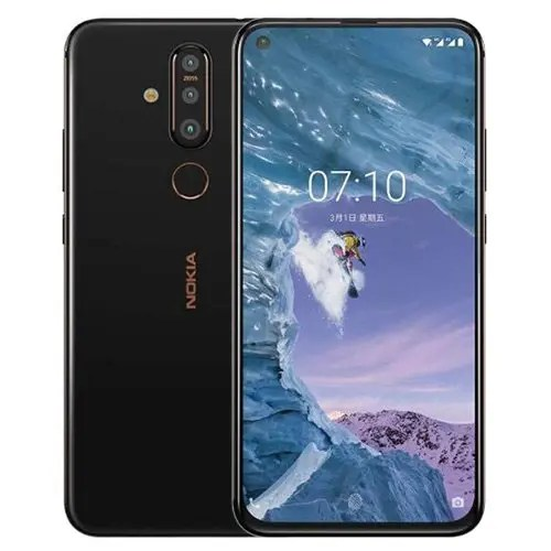 Image result for Nokia X71